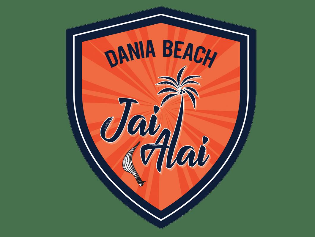 Dania Beach Jai Alai logo
